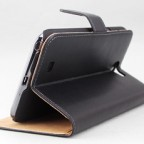 "Galaxy Note II 5.5"" Premier Leather Wallet Case"