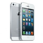 Apple iPhone 5 White or Black Unlocked GSM Phone with 6-in-1 Accessories Starter Kit