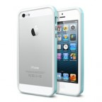iPhone 5 SGP Neo Hybrid EX Slim Snow