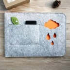 Wool Felt Sleeve Case for 11'' Macbook Air