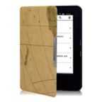 Atlas Leather Flip Case for New Kindle