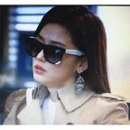 "Deeki Handmade Retro Sunglasses( As seen in used in Korea's TV series ""My Love from the Star"" )"