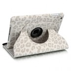 iPad Mini Leopard Design PU Leather Case