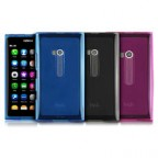 Ultra Slim Soft Silicone Back Case Cover for Nokia Lumia 900