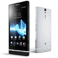 Sony Xperia S LT26i International Version Unlocked GSM Phone with Clear Screen Protector Set