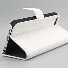 iPhone 5 Refined Textured Leather Case