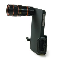 iPhone 5 8X Optical Telescope Lens Kit