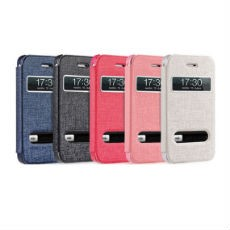 iPhone 5 / 5S  View Flip Cover Folio Case With Stand