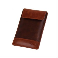 iPhone 5 /  5S Leather Sleeve Case with Belt Clip