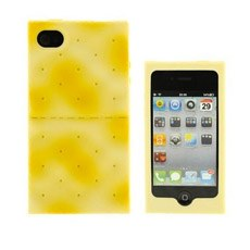 Biscuit Silicon Case for iPhone 4/4S