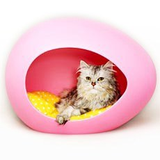 Egg Shaped Pet Bed