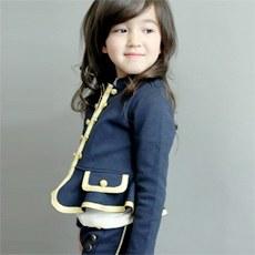 Elegant Victoria Jacket & Pants Set for Kids