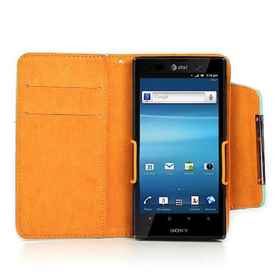 Xperia Ion Case Best Deal For Leather ...