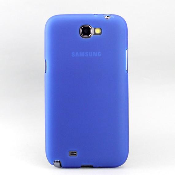 """Galaxy Note II 5.5"""" Matte Jelly Case"""