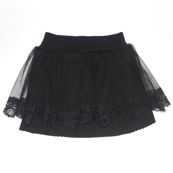 Layered Lace Skirt for Toddler