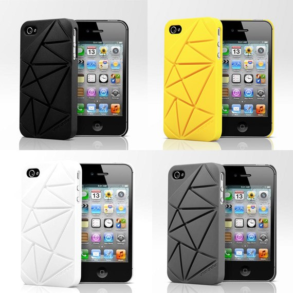 Stand Your iPhone in Different Position with a Coin - iPhone 4 / 4S Case