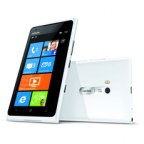 Nokia Lumia 900 Unlocked GSM Phone with Clear Screen Protector Set