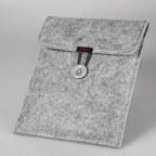 Envelope Style Wool Felt Sleeve Case  for The New iPad