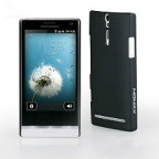 Xperia S LT26i Ultra-Thin Matte Case