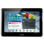 Samsung Galaxy Tab 2 (10.1) High Quality, High Definition Screen Protector (Two-Piece Set)