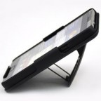Samsung Galaxy S2 Black 2 in 1 Belt Clip Kickstand Case