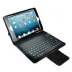 iPad mini Executive Leather Keyboard Case