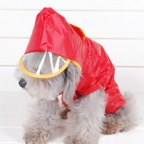 Hooded Raincoat for Your Dog