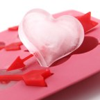 Heart Shape Ice Tray for Valentines
