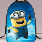 Despicable Me Minion School Backpack for Kids