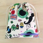 Despicable Me Minion Gift Bag Phone Bag