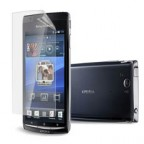 Clear Screen Protector for Xperia Arc LT15i / LT18i