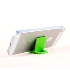 Portable Multi-angle Smartphone Desk Stand in Vibrant Colours