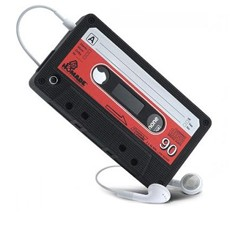 Cassette Tape Silicon Case For iPhone 4